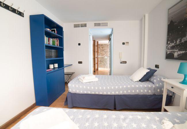 Sansoucci - Dormitorio 5