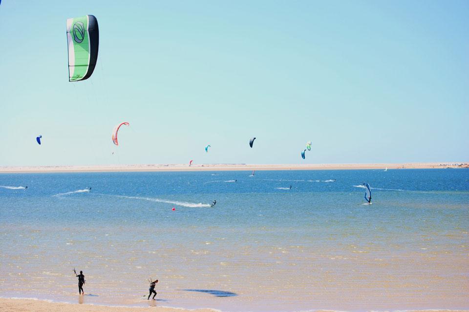KiteSurf en Zahara
